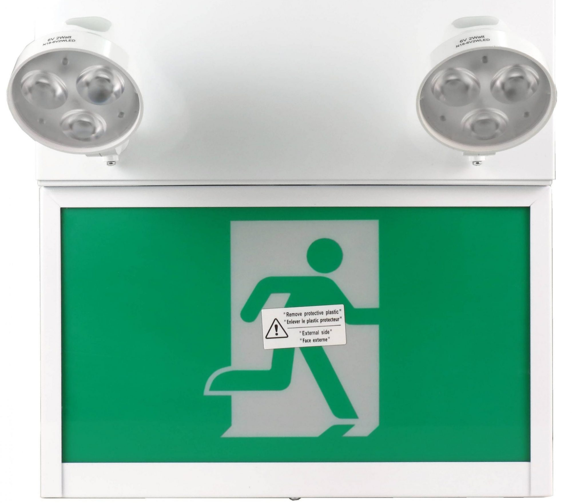 Emergency light for safety